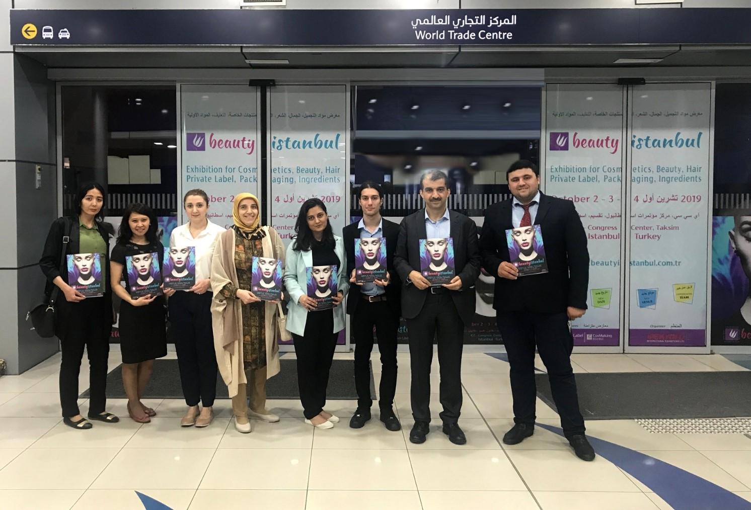 Dubai Metro Advertisement Dubai-United Arab Emirates, May 2018-2