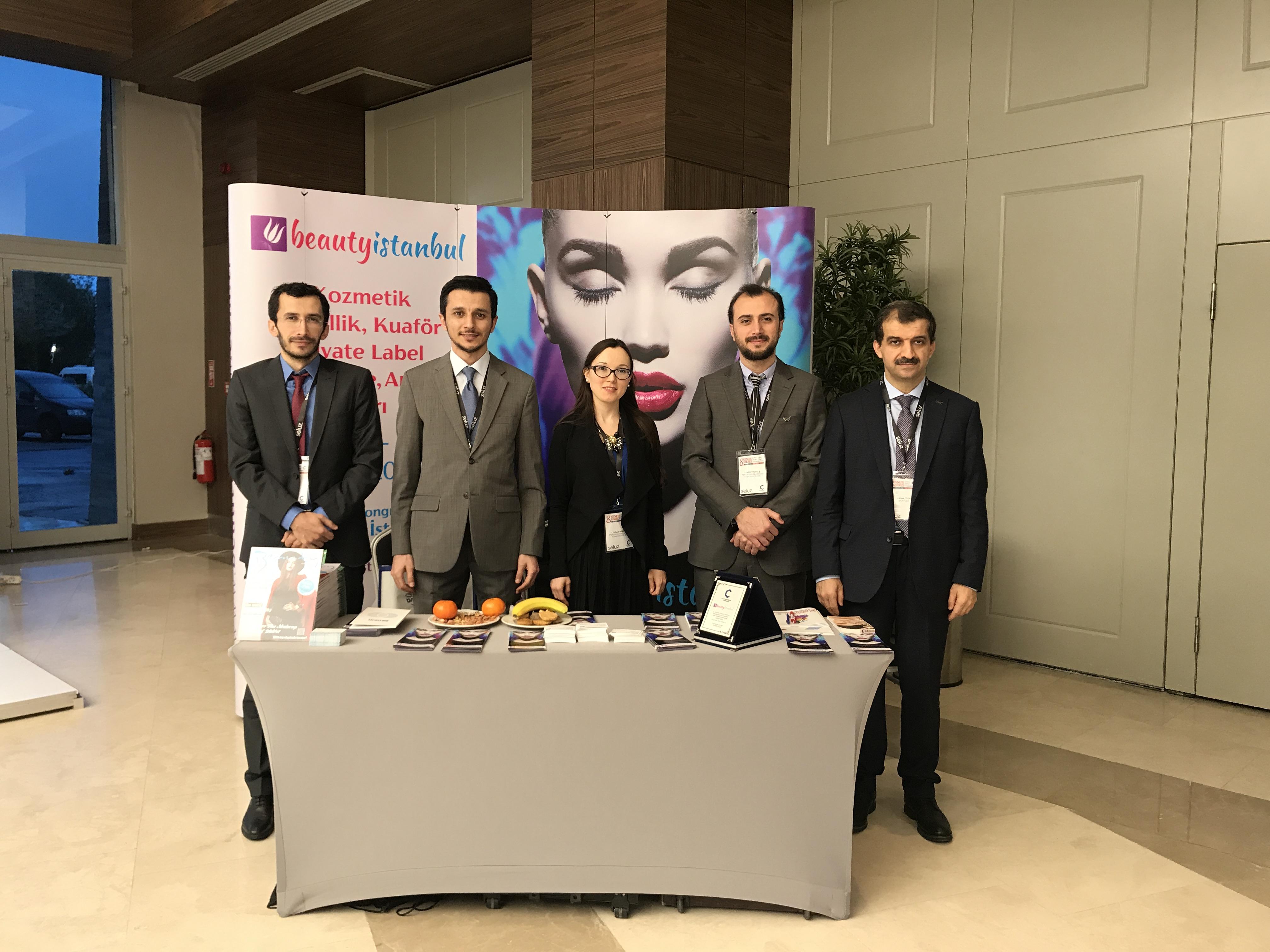 International Cosmetics Congress Antalya, November 2017