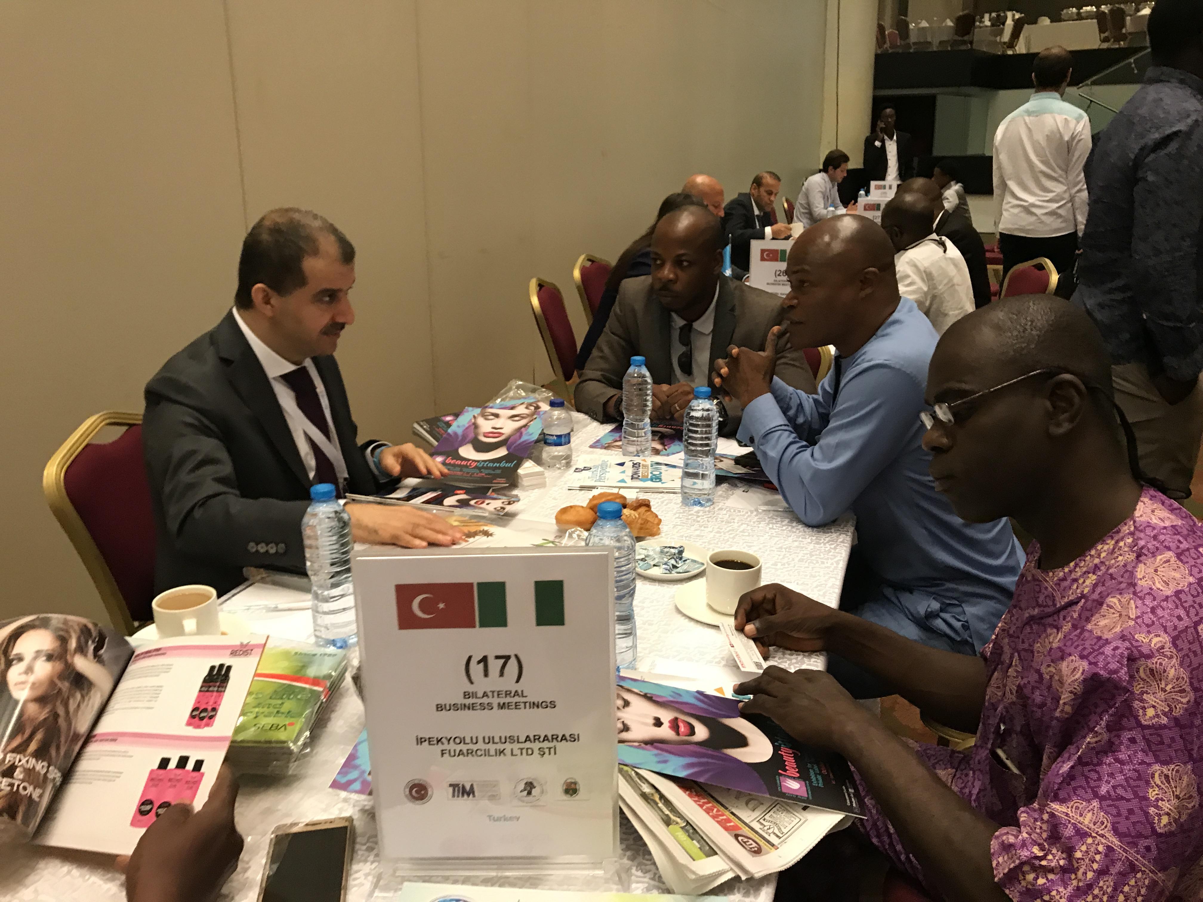 Nigeria Business Forum, Lagos-Nigeria, July 2018-2