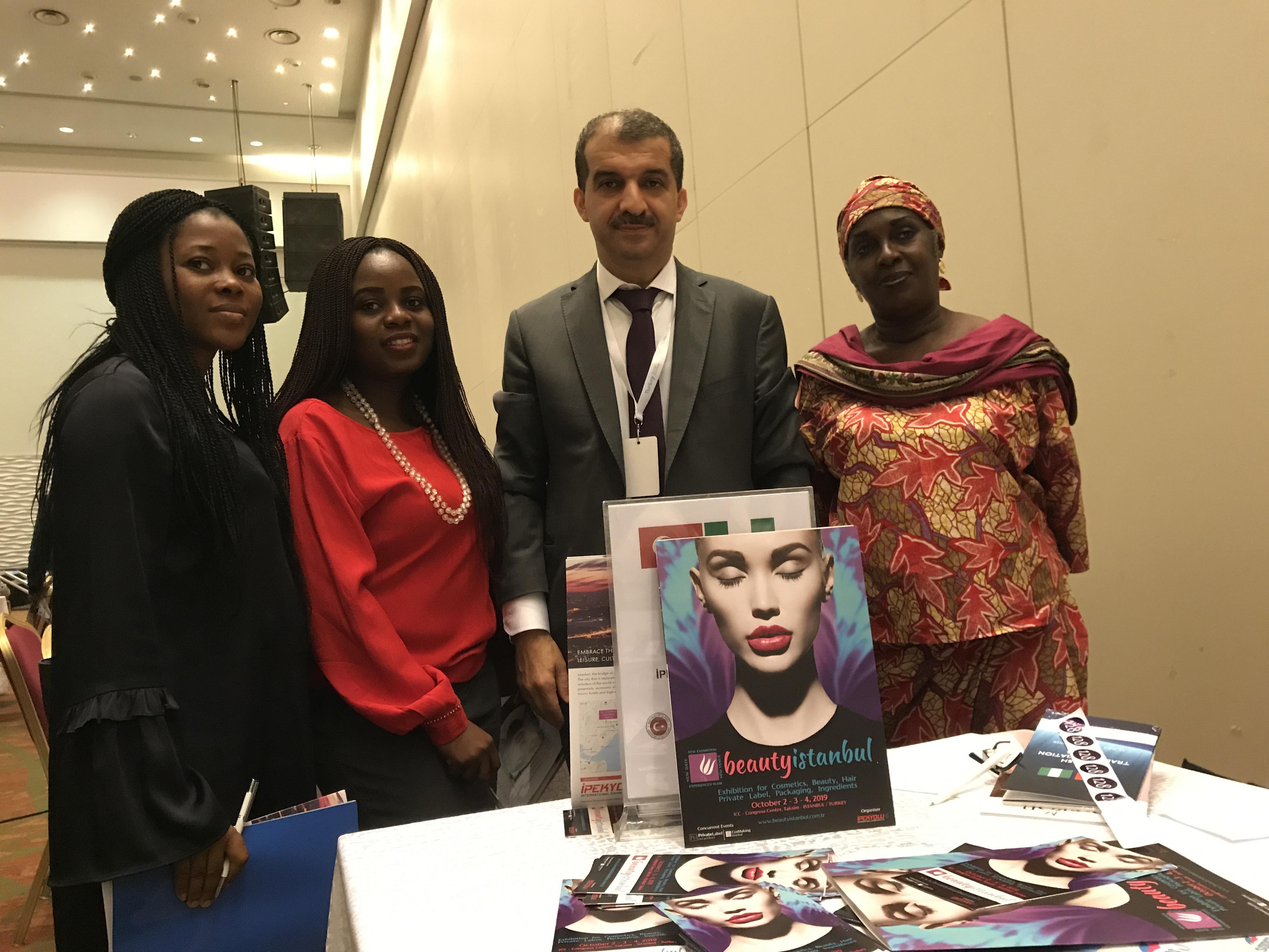 Nigeria Business Forum, Lagos-Nigeria, July 2018
