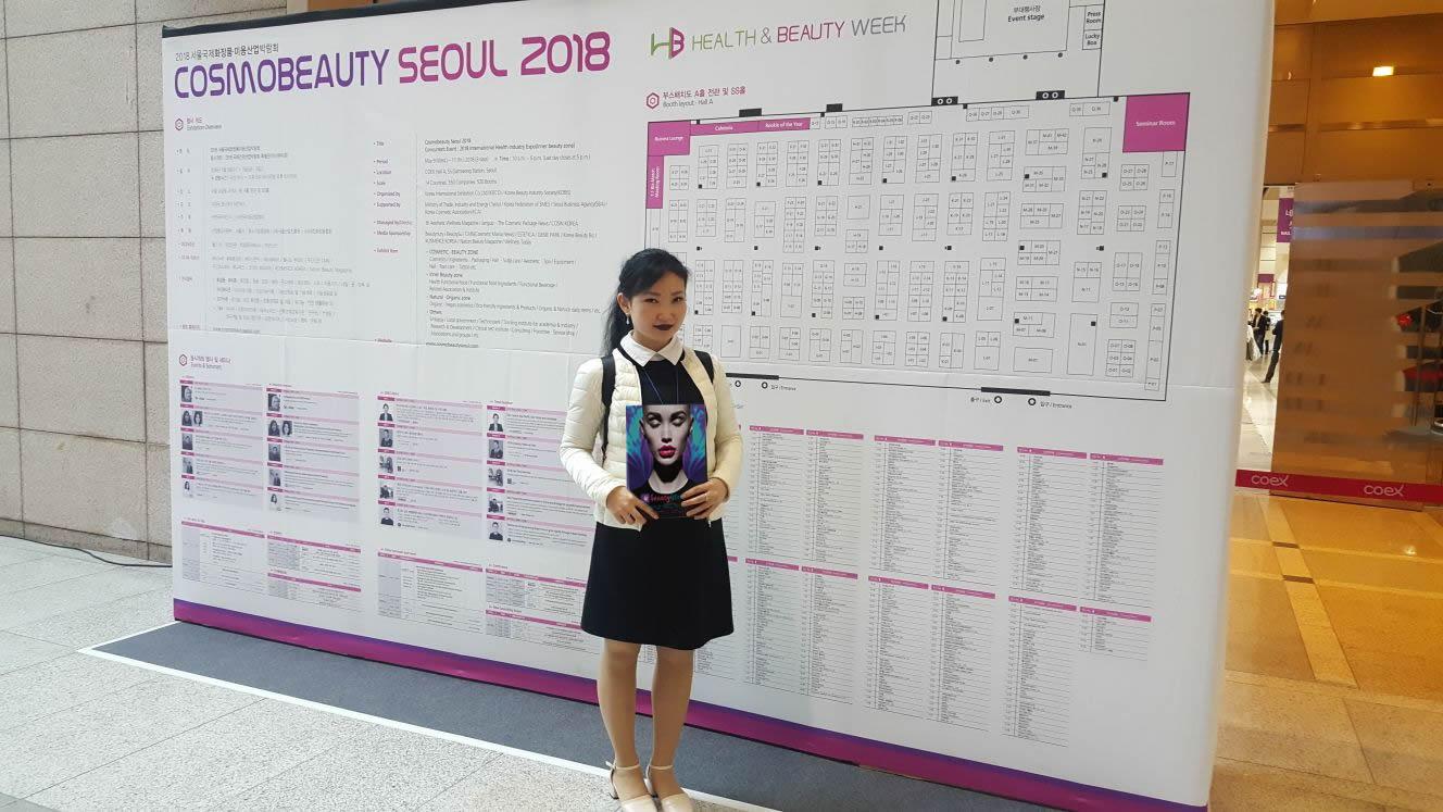 Seoul-South Korea, May 2018